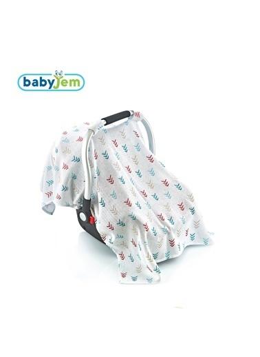 Baby Jem Örtü Renkli
